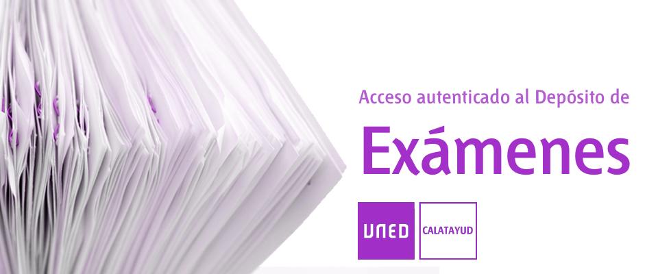 Uned Calendario Examenes.Deposito De Examenes Uned Calatayud
